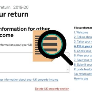 Income from property - What do I include on my tax return?