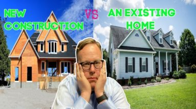 Pros and Cons of Building a New Home vs Buying an Existing Home