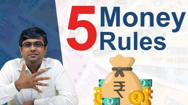 5 Money Rules   Financial Planning