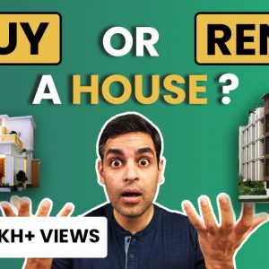 Rent or Buy a house in 2021? | Financial Advice for every 20 year old | Ankur Warikoo Hindi